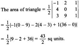 Maths MCQs for Class 12 with Answers Chapter 4 Determinants 39