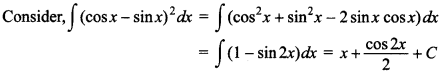 Maths MCQs for Class 12 with Answers Chapter 7 Integrals 103