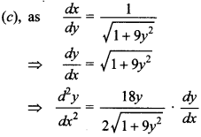 Maths MCQs for Class 12 with Answers Chapter 7 Integrals 106