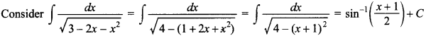 Maths MCQs for Class 12 with Answers Chapter 7 Integrals 113