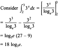 Maths MCQs for Class 12 with Answers Chapter 7 Integrals 125
