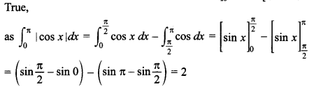 Maths MCQs for Class 12 with Answers Chapter 7 Integrals 131