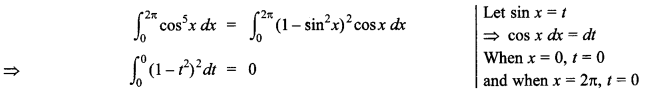 Maths MCQs for Class 12 with Answers Chapter 7 Integrals 136