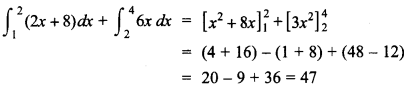 Maths MCQs for Class 12 with Answers Chapter 7 Integrals 139