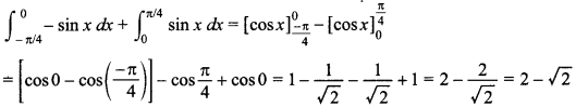 Maths MCQs for Class 12 with Answers Chapter 7 Integrals 142