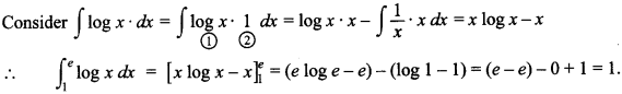 Maths MCQs for Class 12 with Answers Chapter 7 Integrals 144