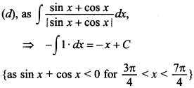 Maths MCQs for Class 12 with Answers Chapter 7 Integrals 67