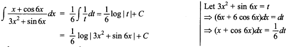 Maths MCQs for Class 12 with Answers Chapter 7 Integrals 80