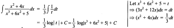 Maths MCQs for Class 12 with Answers Chapter 7 Integrals 85