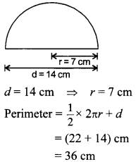MCQ Questions for Class 10 Maths Areas Related to Circles with Answers 29