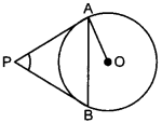 MCQ Questions for Class 10 Maths Circles with Answers 13