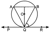 MCQ Questions for Class 10 Maths Circles with Answers 16