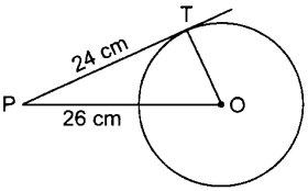 MCQ Questions for Class 10 Maths Circles with Answers 21