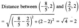 MCQ Questions for Class 10 Maths Coordinate Geometry with Answers 27