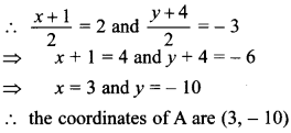 MCQ Questions for Class 10 Maths Coordinate Geometry with Answers 30