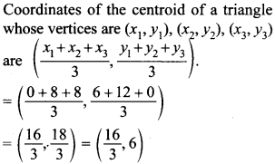 MCQ Questions for Class 10 Maths Coordinate Geometry with Answers 41