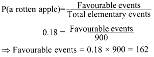 MCQ Questions for Class 10 Maths Probability with Answers 21
