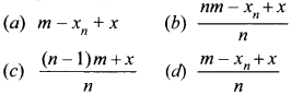 MCQ Questions for Class 10 Maths Statistics with Answers 10
