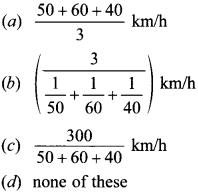 MCQ Questions for Class 10 Maths Statistics with Answers 9