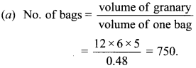 MCQ Questions for Class 10 Maths Surface Areas and Volumes with Answers 8