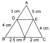 MCQ Questions for Class 10 Maths Triangles with Answers 24