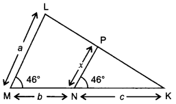 MCQ Questions for Class 10 Maths Triangles with Answers 28