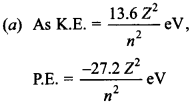 Physics MCQs for Class 12 with Answers Chapter 12 Atoms 15