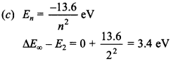 Physics MCQs for Class 12 with Answers Chapter 12 Atoms 8