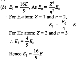 Physics MCQs for Class 12 with Answers Chapter 12 Atoms 9
