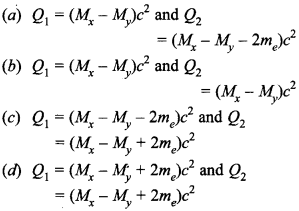 Physics MCQs for Class 12 with Answers Chapter 13 Nuclei 3