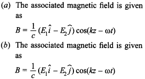 Physics MCQs for Class 12 with Answers Chapter 8 Electromagnetic Waves 4