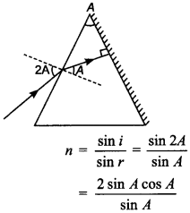 Physics MCQs for Class 12 with Answers Chapter 9 Ray Optics and Optical Instruments 18