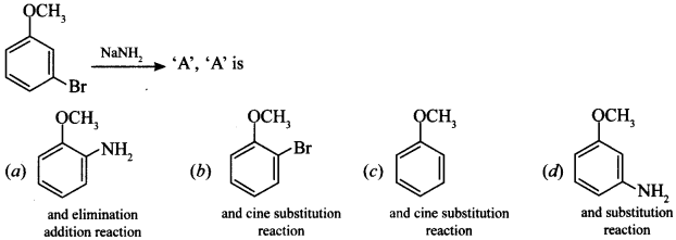 Chemistry MCQs for Class 12 with Answers Chapter 10 Haloalkanes and Haloarenes 7