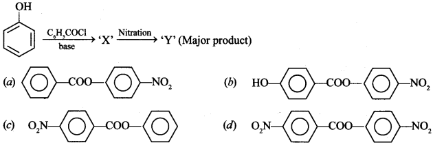 Chemistry MCQs for Class 12 with Answers Chapter 11 Alcohols, Phenols and Ethers 10