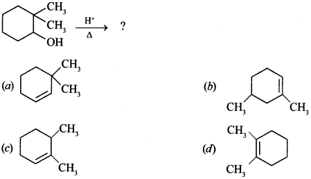 Chemistry MCQs for Class 12 with Answers Chapter 11 Alcohols, Phenols and Ethers 11