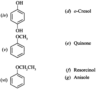 Chemistry MCQs for Class 12 with Answers Chapter 11 Alcohols, Phenols and Ethers 18