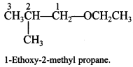 Chemistry MCQs for Class 12 with Answers Chapter 11 Alcohols, Phenols and Ethers 51