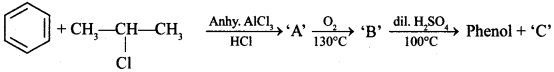 Chemistry MCQs for Class 12 with Answers Chapter 11 Alcohols, Phenols and Ethers 9