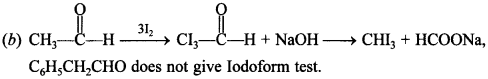 Chemistry MCQs for Class 12 with Answers Chapter 12 Aldehydes, Ketones and Carboxylic Acids 38