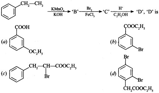 Chemistry MCQs for Class 12 with Answers Chapter 12 Aldehydes, Ketones and Carboxylic Acids 7