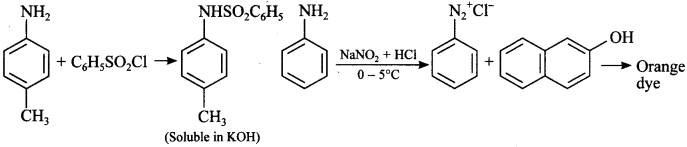 Chemistry MCQs for Class 12 with Answers Chapter 13 Amines 17