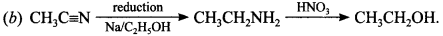 Chemistry MCQs for Class 12 with Answers Chapter 13 Amines 19