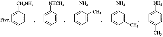 Chemistry MCQs for Class 12 with Answers Chapter 13 Amines 29