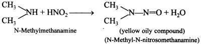 Chemistry MCQs for Class 12 with Answers Chapter 13 Amines 35