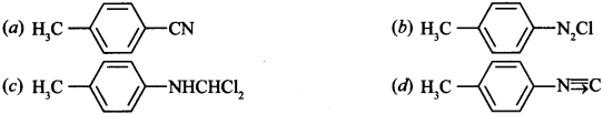 Chemistry MCQs for Class 12 with Answers Chapter 13 Amines 4