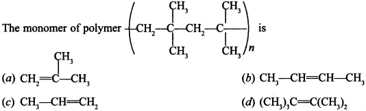 Chemistry MCQs for Class 12 with Answers Chapter 15 Polymers 1