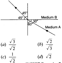 MCQ Questions for Class 10 Science Light Reflection and Refraction with Answers 2