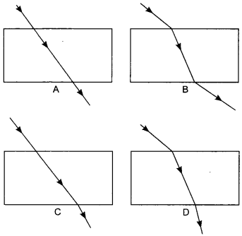 MCQ Questions for Class 10 Science Light Reflection and Refraction with Answers 6