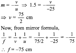 MCQ Questions for Class 10 Science Light Reflection and Refraction with Answers 9