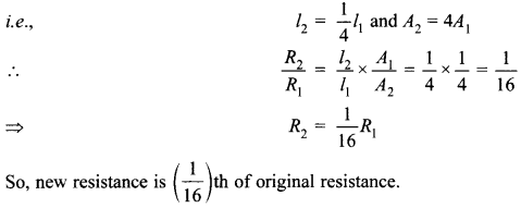 MCQ Questions for Class 10 Science Electricity with Answers 24
